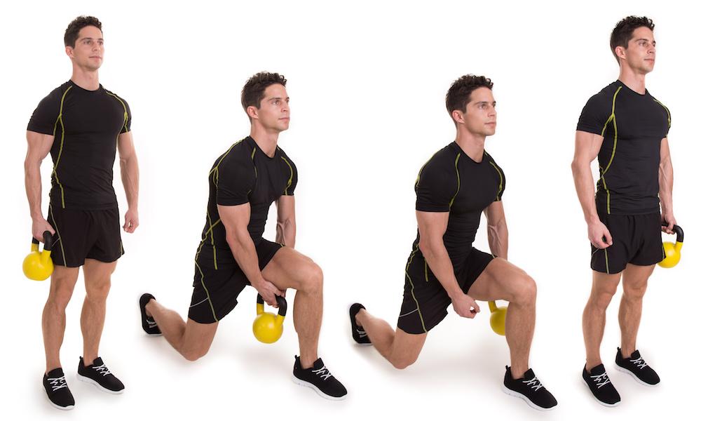 Leg Workout with Kettlebells | Kettlebell Challenge Workouts
